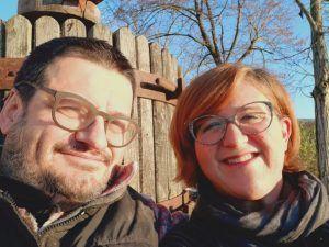 Barbara Sacchetto e Corrado Mosca, La Mosca Bianca